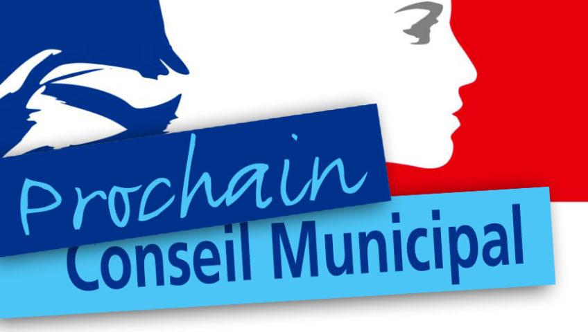 Conseil municipal du 21 septembre 2021