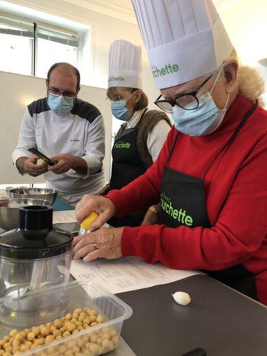 Ateliers cuisine pour les séniors les 8 et 29 juin